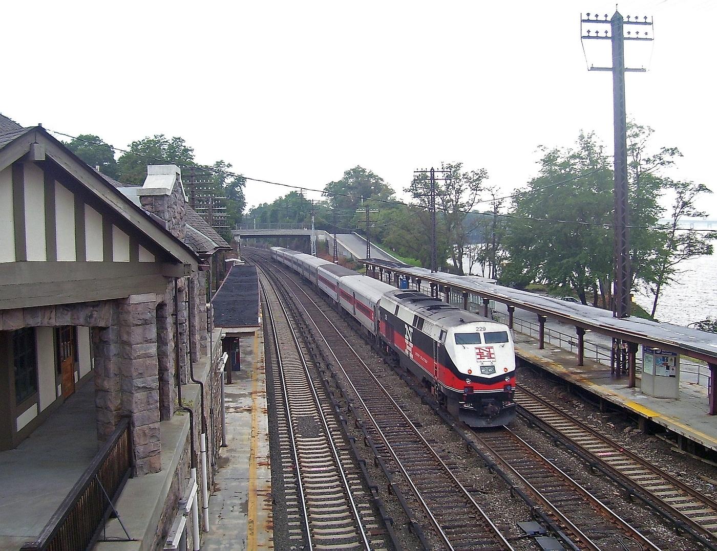 アービントン駅